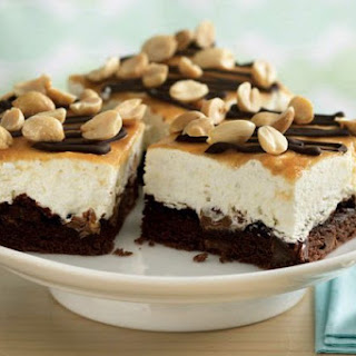 Peanut Butter Dream Bars Recipes
