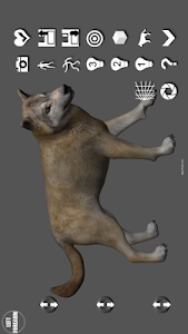 Wolf Pose Tool 3D screenshot 0