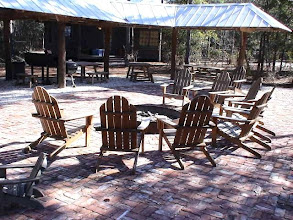 Photo: Fire pit and cook out area for the use of all owners/members