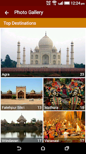 Uttar Pradesh Tourism- screenshot thumbnail