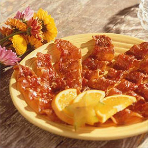 Linda's Caramelized Bacon Recipe