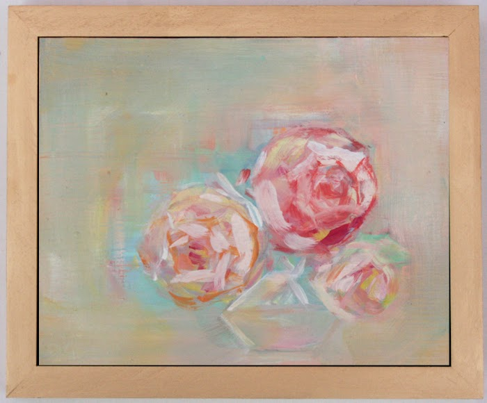 ARTS & CULTURE: Paintings by Anna Sims King
