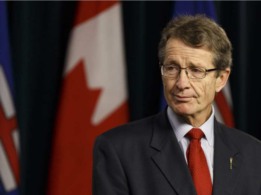 Alberta Liberal Leader David Swann says more needs to be done to clean up and reduce orphaned wells in the province.