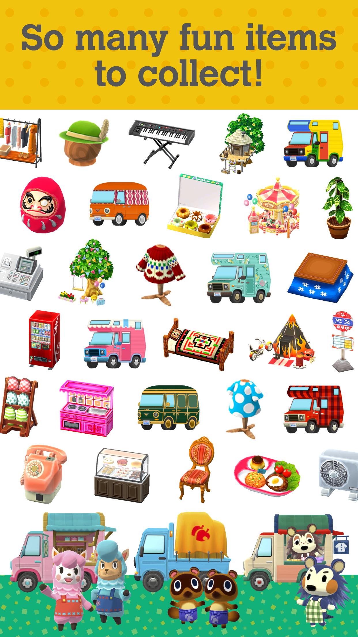 Animal Crossing: Pocket Camp screenshot #5
