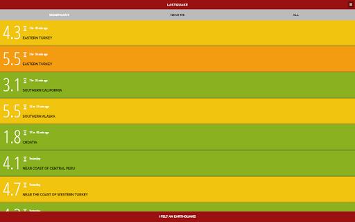 LastQuake 2.1.0 screenshots 10