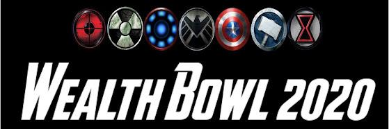 Wealth Bowl 2020 - SUPERHERO!