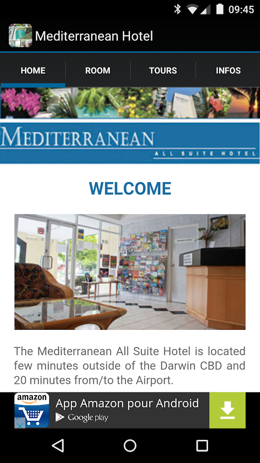 Mediterranean Hotel- screenshot