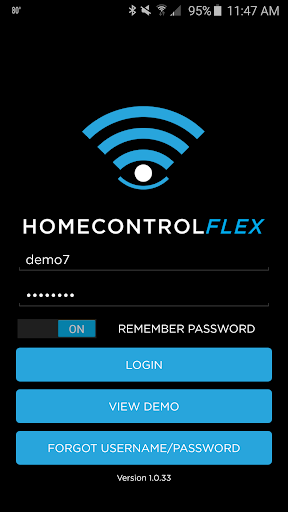 HomeControl Flex