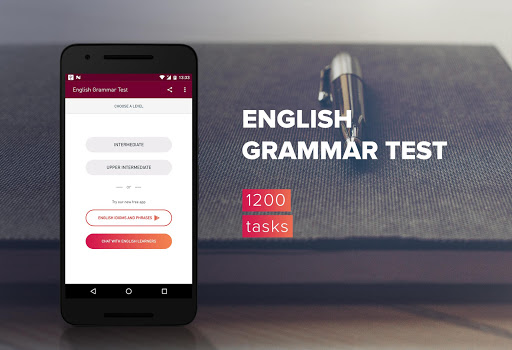 English Grammar Test screenshots 1