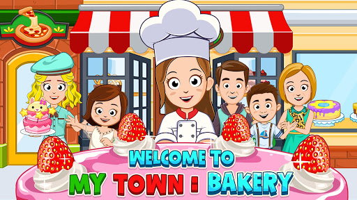 My Town : Bakery & Cooking Kids Game android2mod screenshots 13
