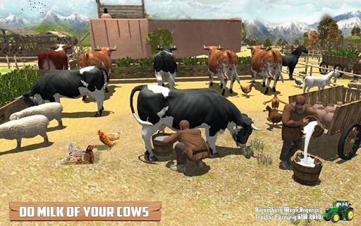 Nuremberg Mega Organic Tractor Farming SIM 2020 screenshots 9