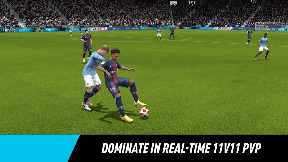 FIFA Soccer Android App Screenshot