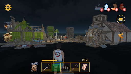 Raft Survival: Multiplayer 17.0 screenshots 20
