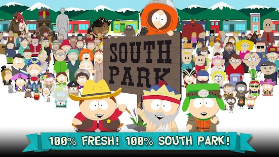 South Park: Phone Destroyer™- screenshot thumbnail