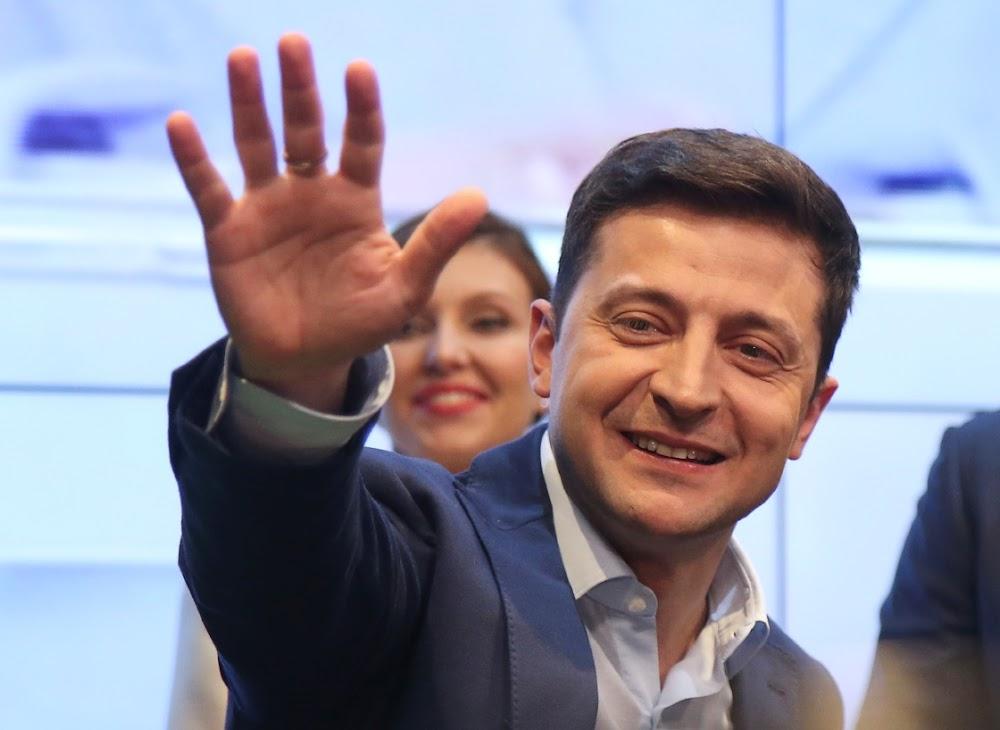 Trump is eintlik (trommelrol) reg oor een ding in die Oekraïne