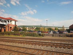 Photo: The Altoona Station
