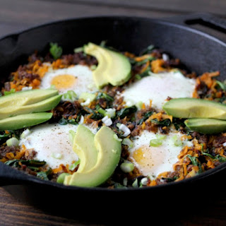 Hearty Paleo Breakfast Skillet