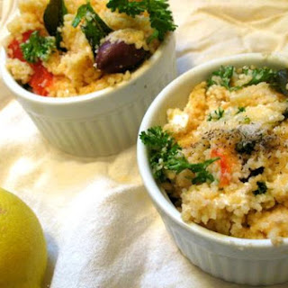 Dragon Salad - Couscous Summer Salad