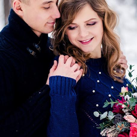Свадебный фотограф Надежда Грибута (nadezhdaphoto). Фотография от 14.02.2018