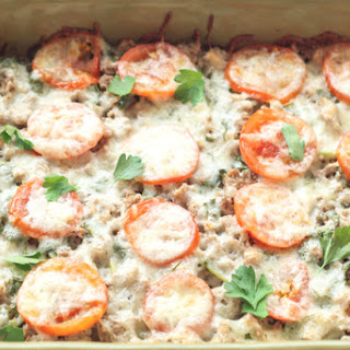 Easy Potato and Meat Casserole