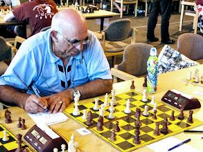 Photo: Будущий чемпион Европы среди ветеранов-любителей Лев Луковский (Израиль)