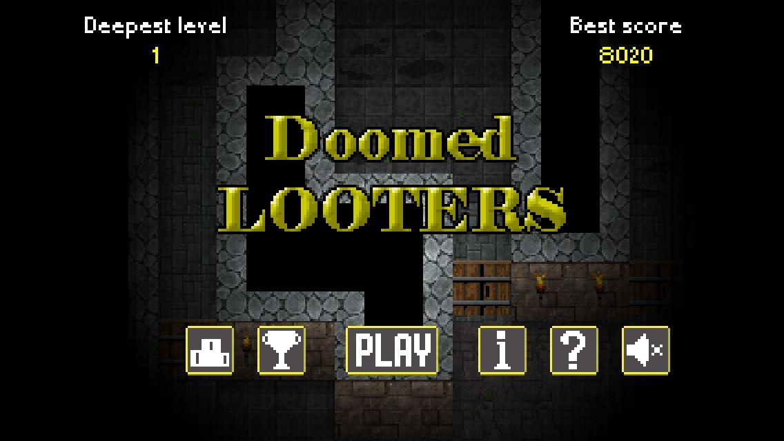Doomed Looters- screenshot