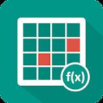 Spreadsheet calculator 1.1.0