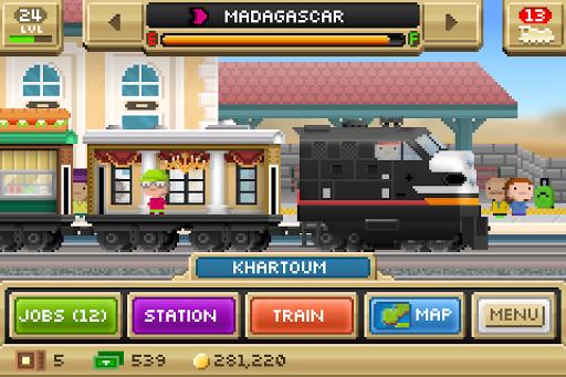 Pocket Trains: Tiny Transport Rail Simulator 1.3.9 screenshots 5