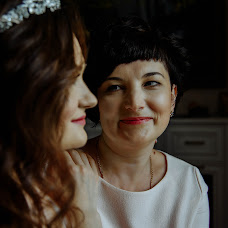 Wedding photographer Anna Ragushkina (AnnaKRD). Photo of 27.09.2018