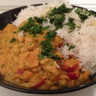 Peanut Butter Curry.