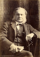 Photo: Thomas Henry Huxley in 1885. This was published in the form of a cabinet card. Photographer: Elliott & Fry. First published: ? Copyright of scan: G. W. Beccaloni.