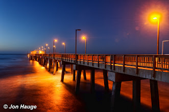 Photo: Dawn at  Gulf State Park Pier on Monday, October 17,2011