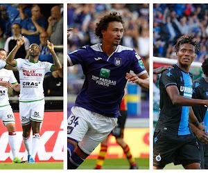1,2,3: Anderlechts voetbal, Brugse invallers, Forza Essevee en topclubs in de drop
