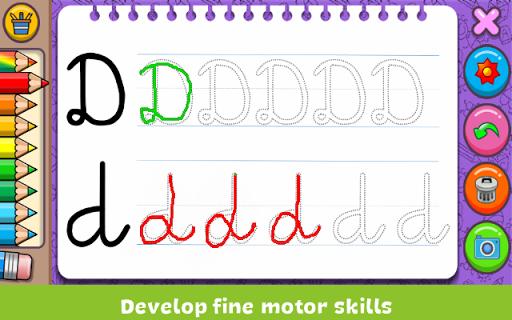 Coloring & Learn  screenshots 12