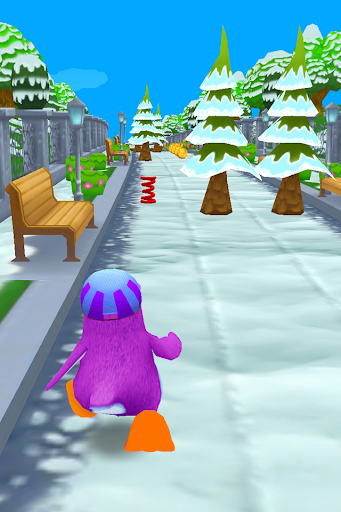 Penguin Run for PC