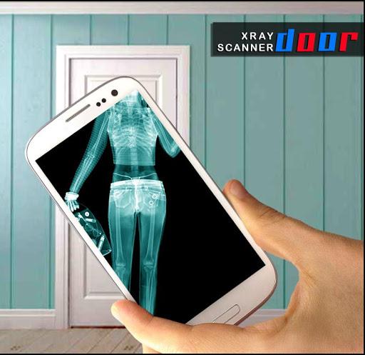 X-射線掃描儀牆