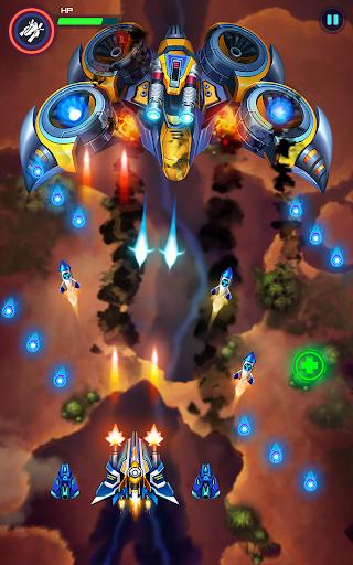 Infinity Shooting: Galaxy War 1.3.3 screenshots 9