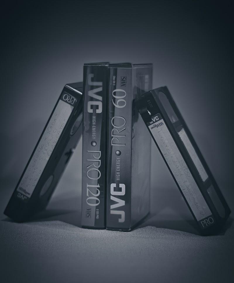le videocassette di vincenzo_spera
