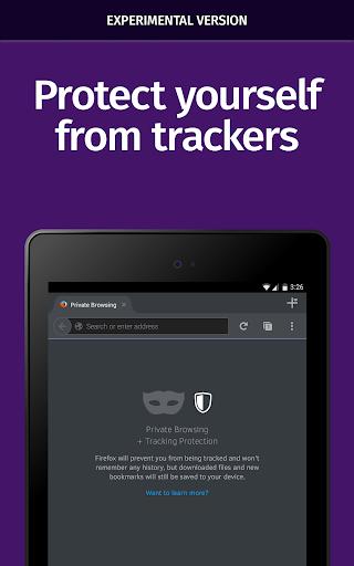 Firefox Nightly for Developers screenshot 19