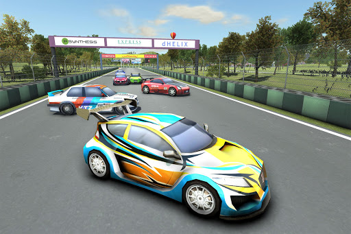 Rally Racing Car Drift game (apk) free download for Android/PC/Windows screenshot
