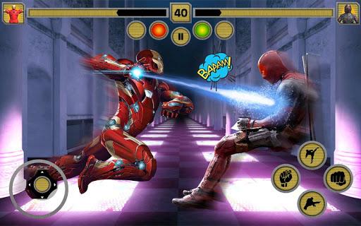 Immortal Gods Fighting Ring Arena Superhero War 1.5 2