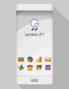 DARKMATTER – ICON PACK 8.5 Mod + Data for Android 2