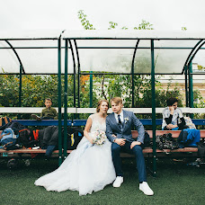 Wedding photographer Sasha Titov (Osifo). Photo of 08.11.2017
