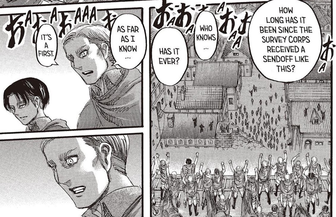 Attack on Titan Chapter 72 Image 22