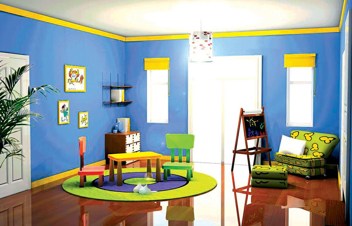 Kids design decor room android apps on google play for Room design simulator free online