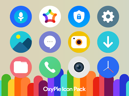 OxyPie Free Icon Pack Screenshot