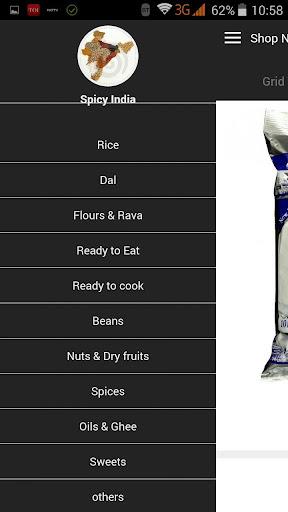Spicy India