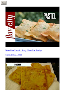 Brazilian food recipes apps on google play screenshot image forumfinder Image collections