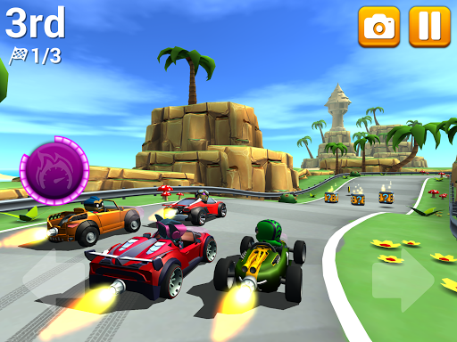 Rev Heads Rally android2mod screenshots 14