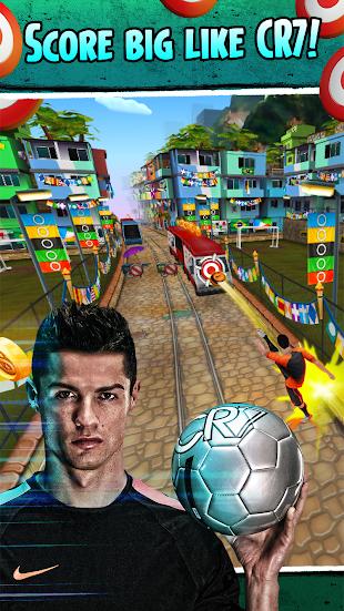 Cristiano Ronaldo: Kick'n'Run- screenshot thumbnail